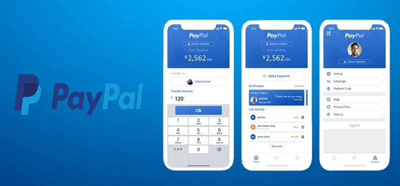 Online Casino App Paypal